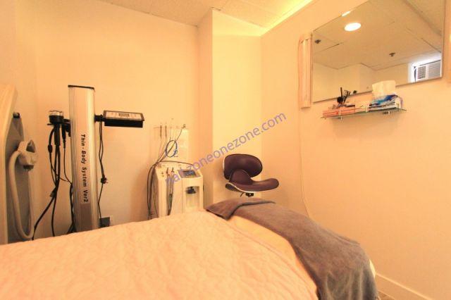 Devil Nail & Beauty Centre  - 獨立單人美容房,為客人提供貼心的美容服務