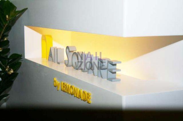 Nail Square by Lemonade -