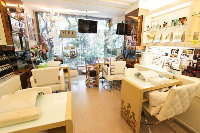 Nail Me professional Nail Service (尖沙咀店) - 寬敞舒適的美甲空間,能容納十多人同時美甲