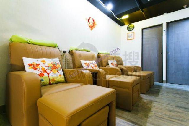 蘭桂足 Lan Kwai Massage -
