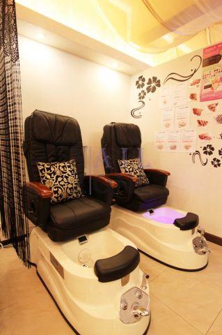 星悅美療舍(已搬遷) - 元朗首間提供全自動按摩椅+水力按摩沐足的Spa Chair!