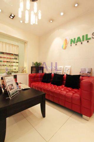 Nail Spa Therapy - 接待處,寧靜的環境
