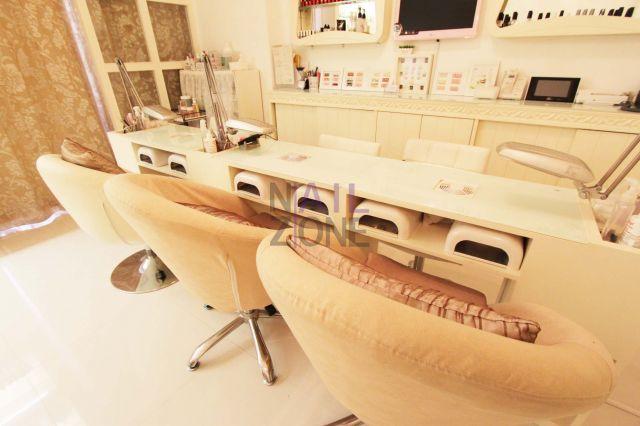 Clou de nail - 客人可在舒適整潔的地方進行美甲