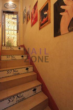 上一層樓梯